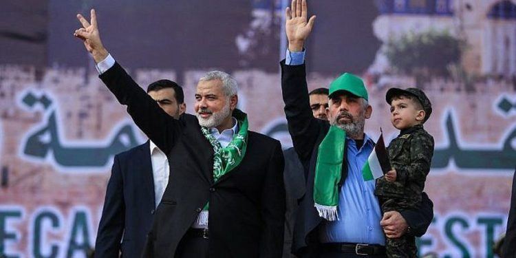 """Amenaza de Hamas a Israel para el 30 de marzo con la """"Marcha del millón"""""""