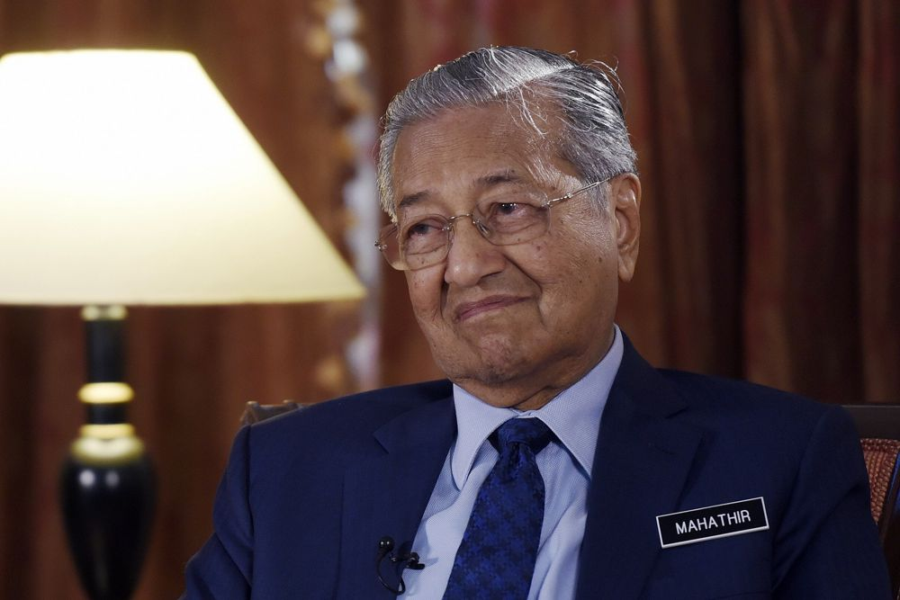 """Primer ministro de Malasia: Los judíos inventaron la palabra """"antisemitismo"""" para que nadie los critique"""