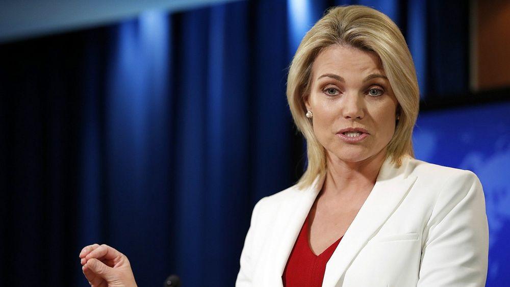 """EE. UU. condena ataques con cohetes de Hamas y apoya """"completamente"""" el derecho de Israel a defenderse"""