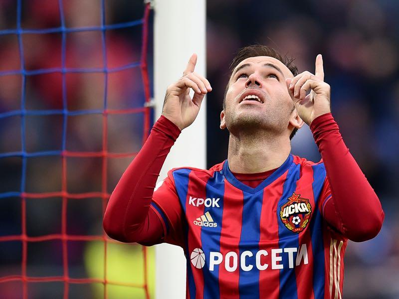 Bibras Natkho será el jugador clave del CSKA. (Foto por Epsilon / Getty Images)
