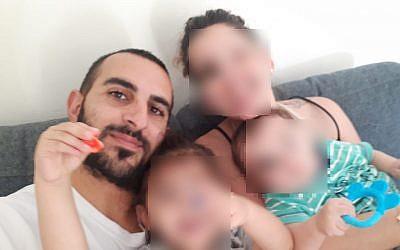 Yotam Ovadia, quien murió en un ataque terrorista en el asentamiento de Adam en Cisjordania el 26 de julio de 2018 Cortesía)
