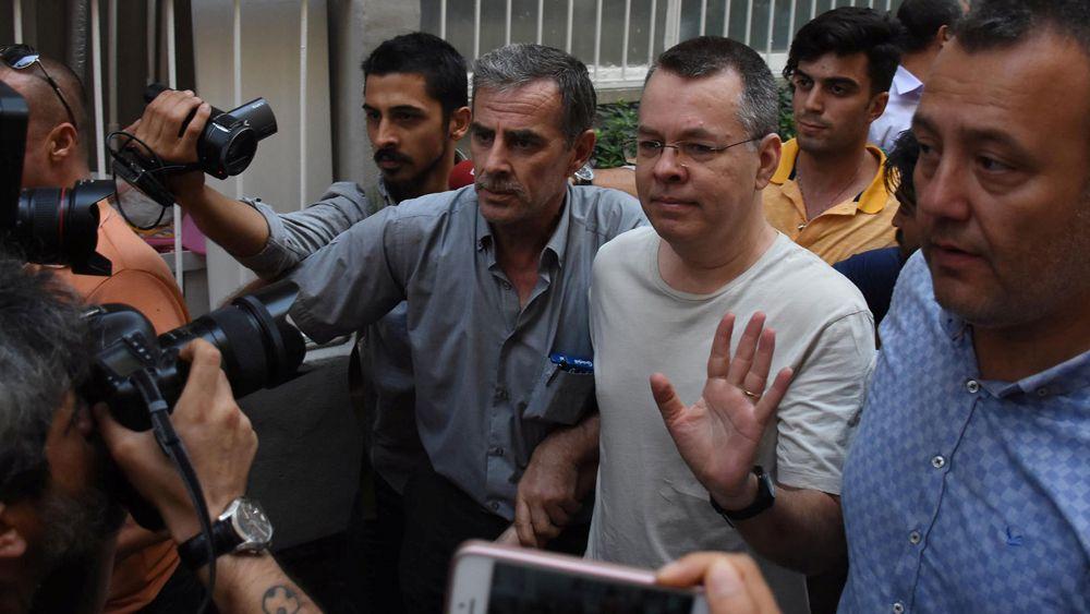 Justicia de Turquía denegó apelación que pedía liberar al pastor Andrew Brunson