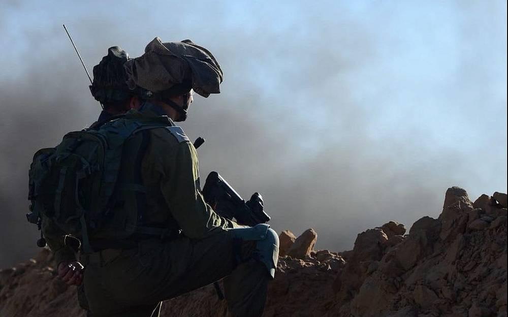 FDI se preparan para la violencia islamista semanal de Gaza en medio de informes de inminente tregua