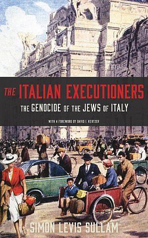 """""""The Italian Executioners"""", publicado por primera vez en Italia en 2015 (cortesía)"""