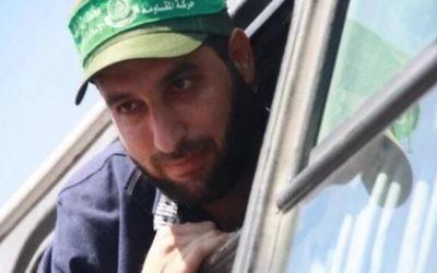 Mazen Faqha sobre su lanzamiento después del acuerdo de Gilad Shalit en 2011. (Captura de pantalla: Twitter)