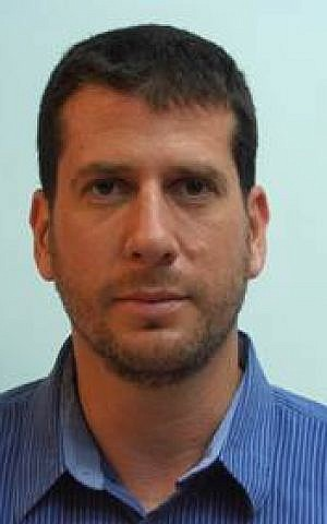 Nir Altschuler, el CEO y fundador de la startup israelí CartiHeal (Cortesía)