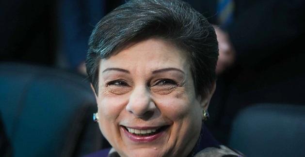 Hanan Ashrawi (Foto: Ohad Zwigenberg)