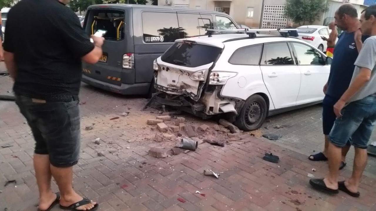 Dos cohetes desde Gaza caen en el sur de Israel, un civil herido