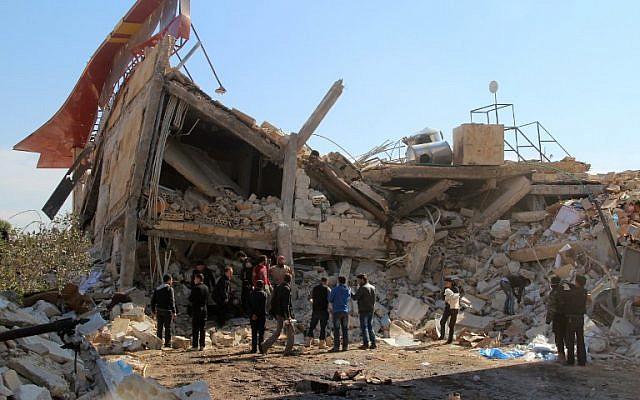 Al menos 384 mil personas murieron en Siria tras nueve años de guerra