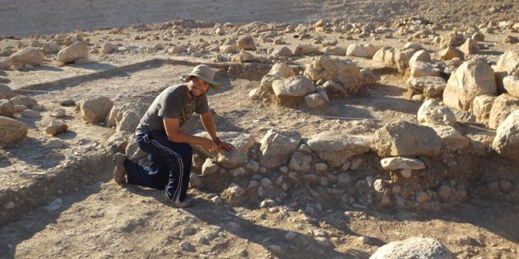 ¿Es esto donde los israelitas acamparon en su camino a Canaán hace 3.200 años?