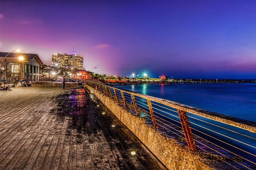Tel Aviv busca llevar los esfuerzos de su ciudad inteligente al siguiente nivel