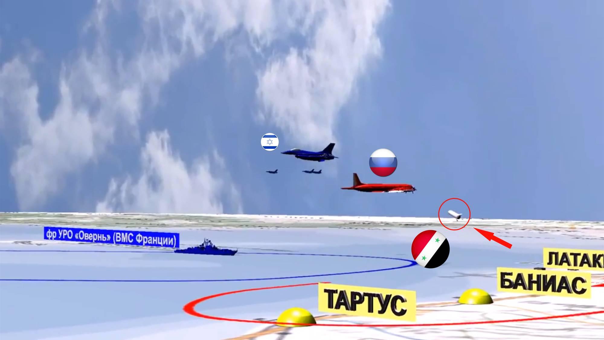 """Con vídeo 3D Rusia muestra su versión y acusa a Israel de """"negligencia criminal"""""""