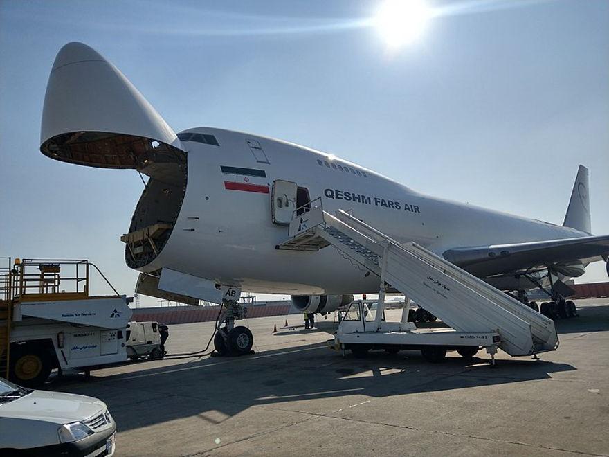 Irán utiliza vuelos civiles para contrabandear armas a Hezbolá