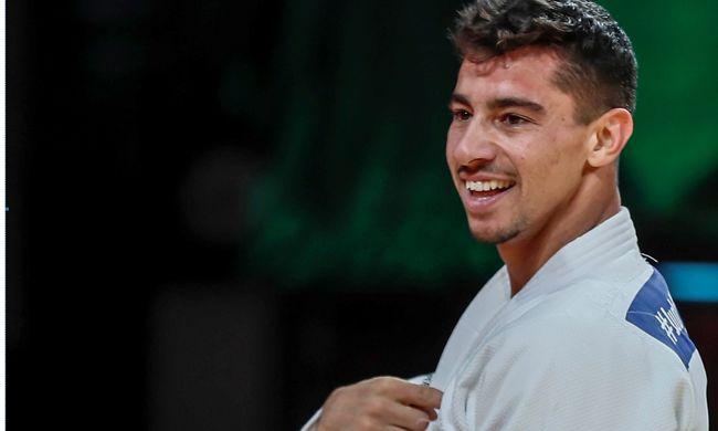 Judoka Tal Flicker (Foto: Federación Internacional de Judo)