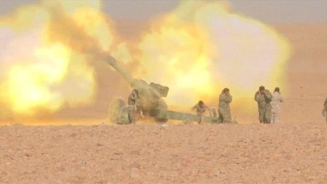 El ejército de Assad ataca los bastiones de los rebeldes en Idlib (Foto: Reuters)