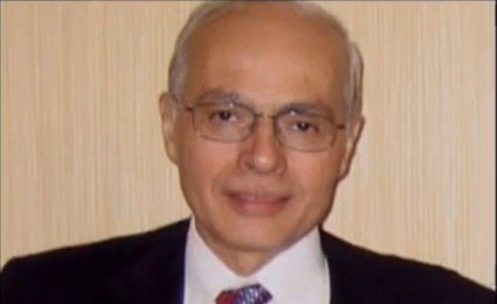 """Ashraf Marwan.(Captura de pantalla de """"The Israeli Connection"""", a través de YouTube)"""