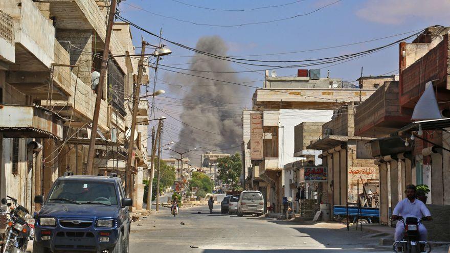 Aviones sirios y rusos golpearon si tregua el enclave rebelde (AFP)
