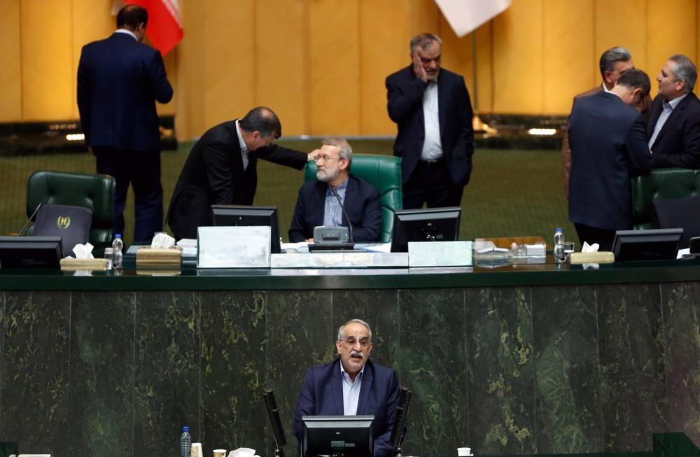 Ali Larijani (Foto: EPA)