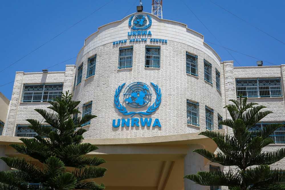 Vista del edificio de la Agencia de Obras Públicas y Socorro de las Naciones Unidas (UNRWA) en Rafah al sur de la Franja de Gaza, 26 de julio de 2018. Foto de Abed Rahim Khatib / Flash 90.
