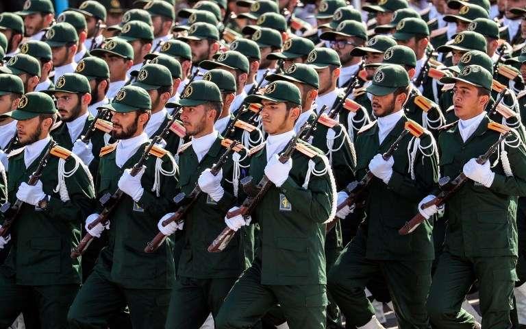 Guardia irani