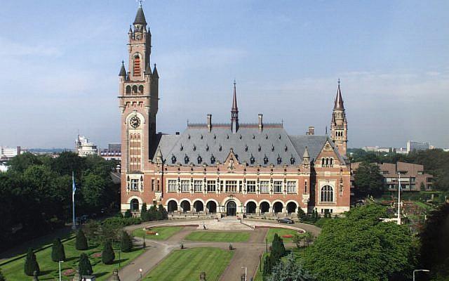 El Palacio de la Paz en La Haya, Países Bajos, sede de la Corte Internacional de Justicia (dominio público / Wikipedia)