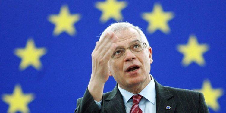 Unión Europea rechaza plan de EE.UU. para imponer embargo de armas a Irán