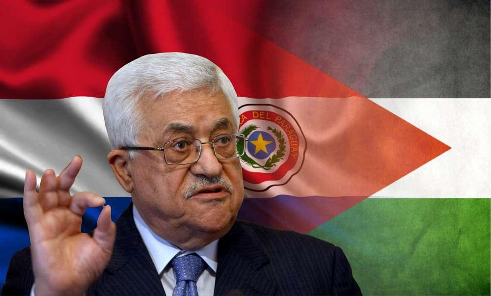 """La Autoridad Palestina abrirá """"inmediatamente"""" embajada en Paraguay"""