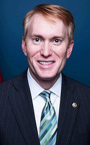 Senador James Lankford (Cortesía)