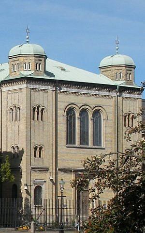 La sinagoga de Gotemburgo en Suecia (Gumisza / Wikipedia)