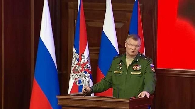 Maj. Gen. Igor Konashenkov (Foto: RT)