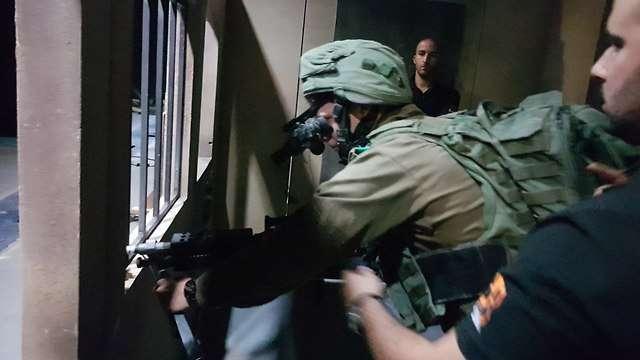 Nuevos sistemas de simulación en el Comando de la Fuerza Terrestre (Foto: Yoav Zitun)
