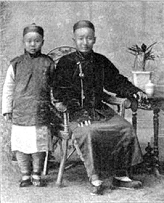 Judíos de Kaifeng, finales del siglo XIX o principios del XX