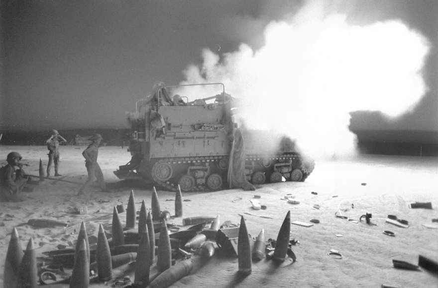 Se revelan nuevos documentos del archivo de la Guerra de Yom Kippur