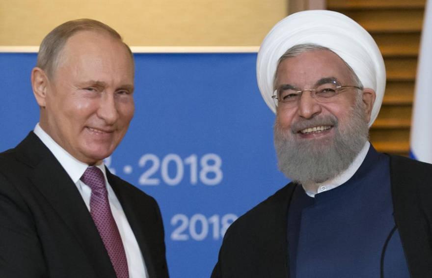Acuerdo entre Putin y Rouhani asegurará que Irán evite las sanciones petroleras de Estados Unidos