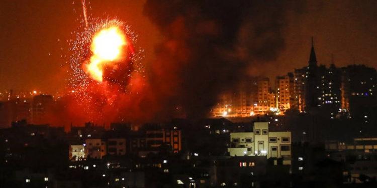 Una guerra en Gaza no es la solución
