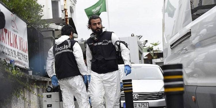 Policía turca busca en la casa del cónsul saudí algún rastro de Jamal Khashoggi