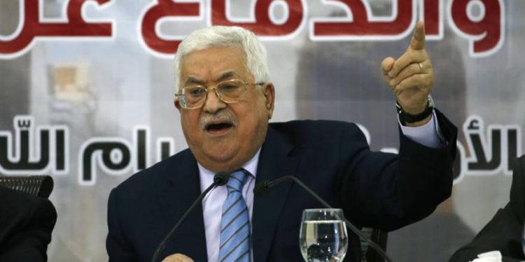 """Abbas: a diferencia de la Declaración de Balfour, el plan de paz de Trump """"no se aprobará"""""""