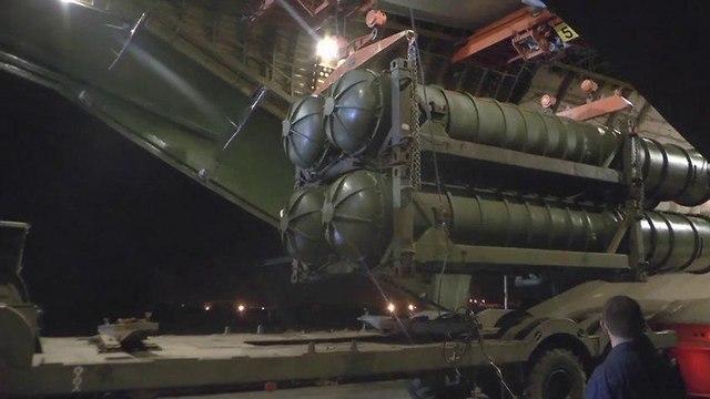 El nuevo sistema de misiles S-300