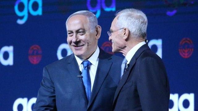 Netanyahu: Si no fuera por Israel, Hamas derrocaría a Abbas