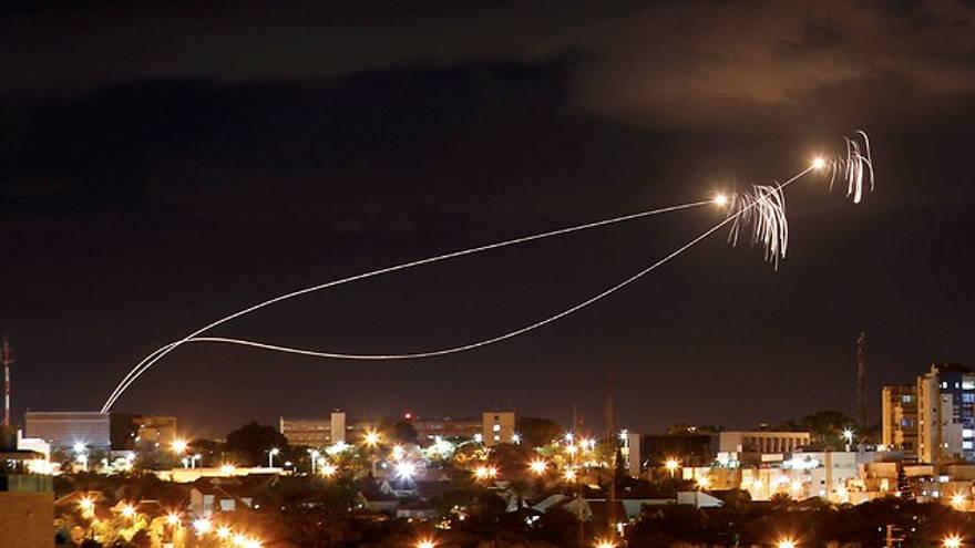 FDI responsabiliza a Siria e Irán por dirigir el lanzamiento de cohetes desde Gaza