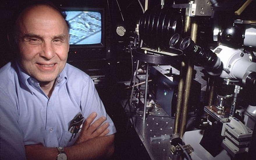 Arthur Ashkin, judío de 96 años ganó el Premio Nobel por su invento: las pinzas ópticas
