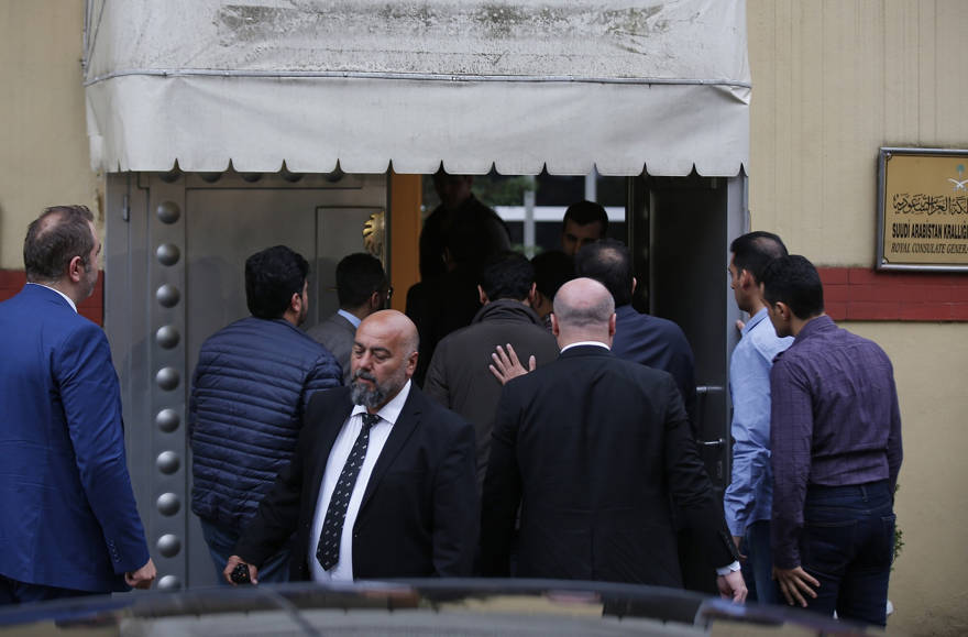 Fiscales saudíes y turcos se reúnen en Estambul para discutir sobre el asesinato de Khashoggi