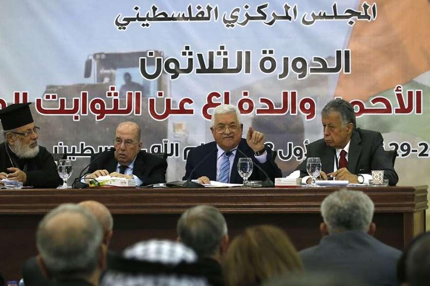 """La OLP anuncia cese del reconocimiento del Estado de Israel: """"Hasta que reconozcan un Estado Palestino"""""""