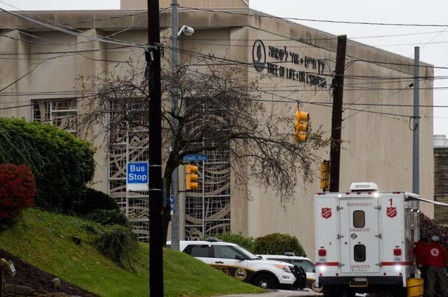 Autoridad Palestina condena ataque mortal en la sinagoga de Pittsburgh