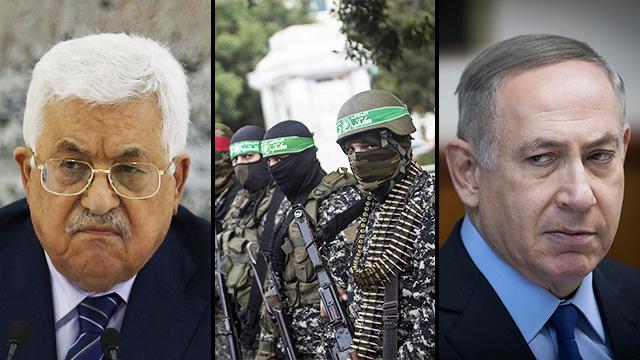 """Netanyahu a Abbas: """"Deja de estrangular a Gaza"""""""