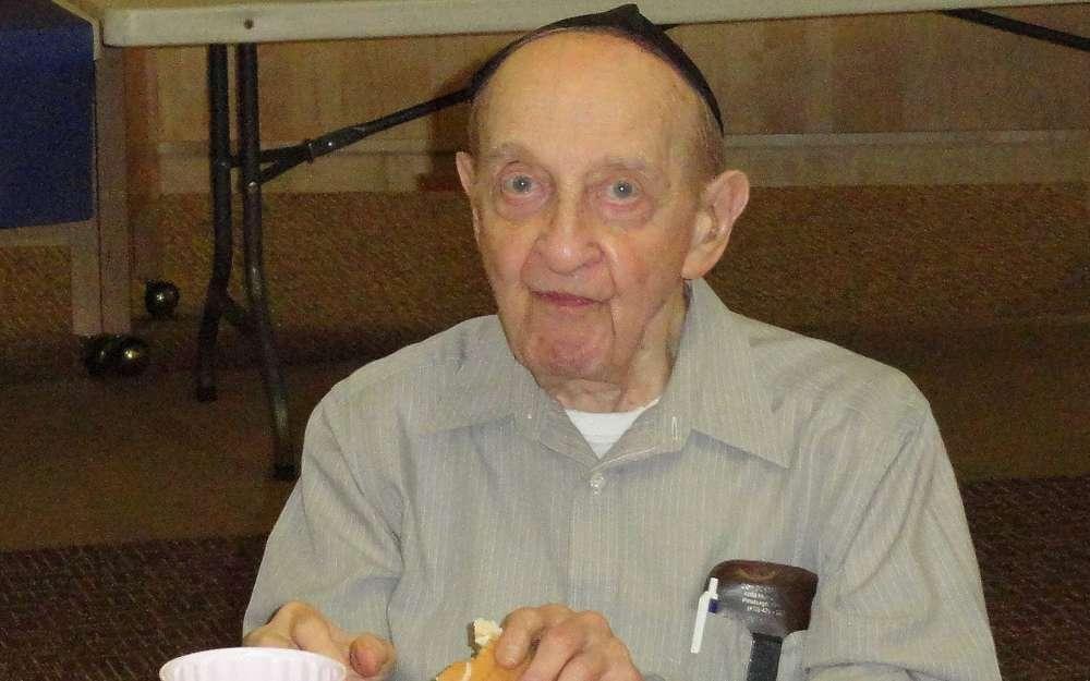Esta foto sin fecha proporcionada por Barry Werber muestra a Melvin Wax.Murió cuando un hombre armado abrió fuego en una sinagoga de Pittsburgh el sábado 27 de octubre de 2018. (Cortesía de Barry Werber a través de AP)