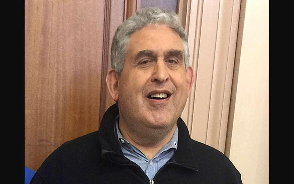 Cecil Rosenthal.(Cortesía de David DeFelice a través de AP)