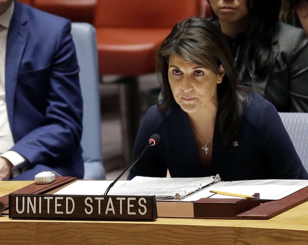 """Irán aplaude la renuncia de Haley de la ONU: """"No hay un nuevo sheriff en la ciudad"""""""