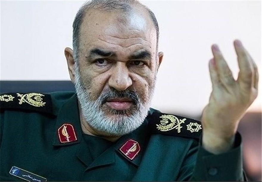 "Guardia Revolucionaria de Irán a Netanyahu: ""pronto tendrás que huir al mar"""