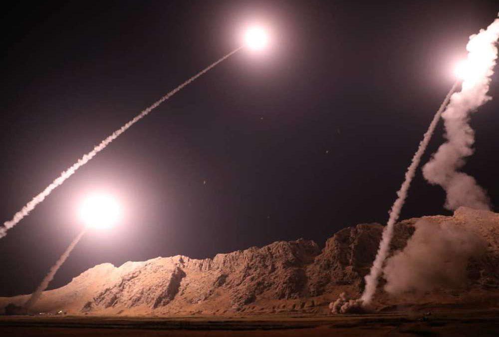 Video de los misiles de largo alcance de Irán que podrían apuntar a Israel